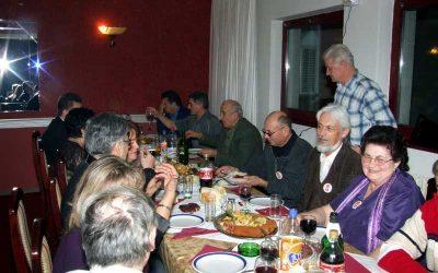 Završni sastanak sa organizatorima akcija DDK 18.decembar 2009.