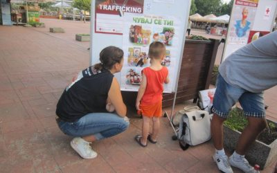 Светски дан борбе против трговине људима 2015